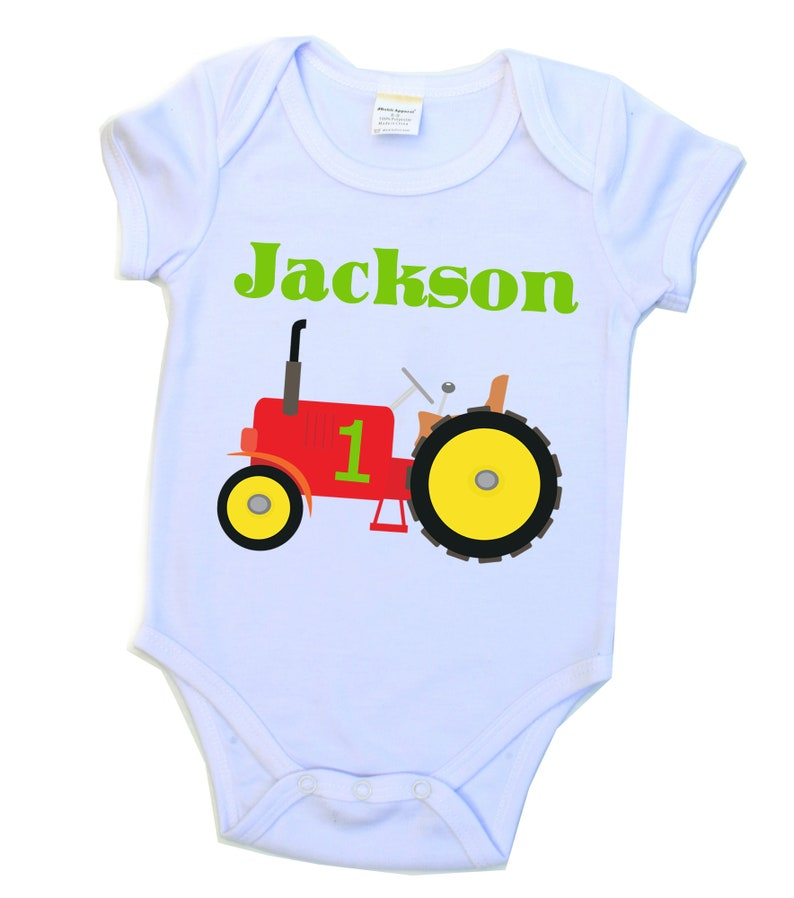 024e99389dd First Birthday Personalised Baby Boy Girl Onesie Baby Bodysuit