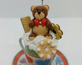 Small Cup with Bear photo