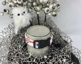 Black Sheep are Better Handmade Dog Collar