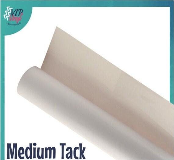 Medium Tack Heat Transfer Vinyl Mask for Printed Heat Transfer Vinyl