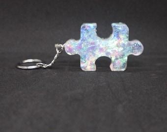 Puzzle Piece Bridle Charm