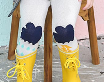 Cutest and the highest quality baby girl tights