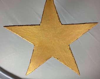Ornaments Leather Stars
