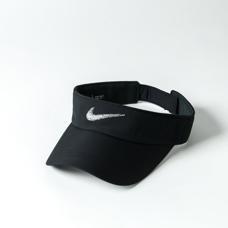 Swarovski Nike Visor Hat Golf Visor Tennis Gifts Golf  e26a191a6f8