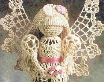 Vintage Crochet Pattern Thread Lace Victorian Ornaments Etsy