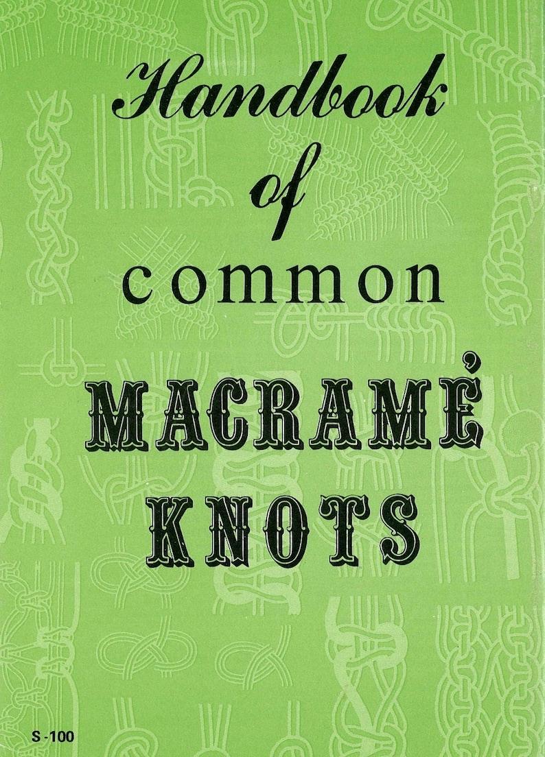 Book Of Knots Pdf