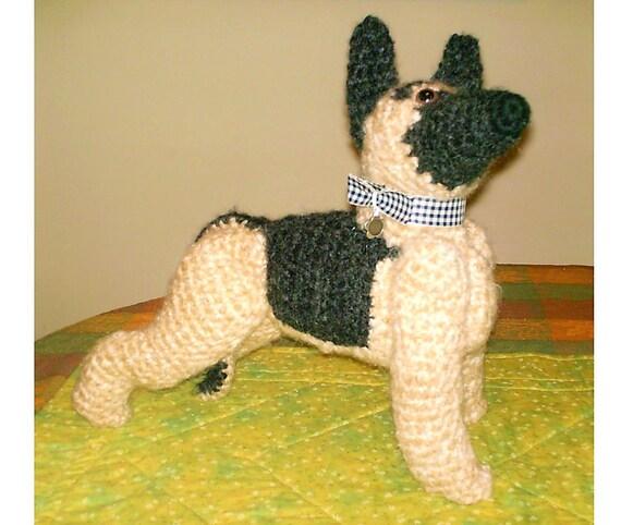 Crochet German Shepherd Amigurumi Project: British Wool   TOFT   482x570