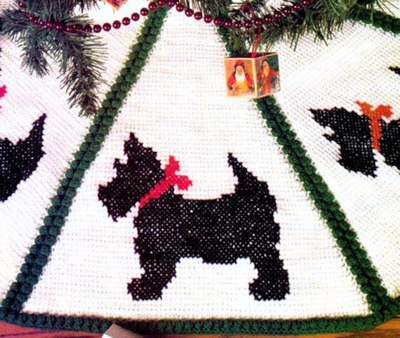 Tiny Scottie Dog Free Knitting Pattern by Sue Stratford. This cute ... | 482x570