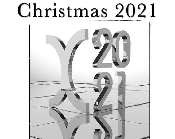 X-Mas 2021 Magnet