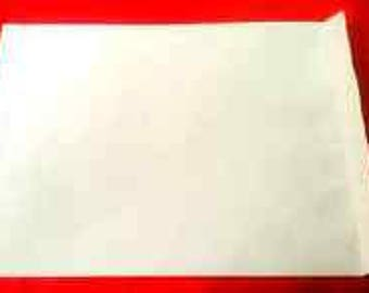 36 Tyvek Envelopes 9x12 (Free Shipping) Tyvek White  14 lb Tyvek Mailers - Use for mailing or crafts