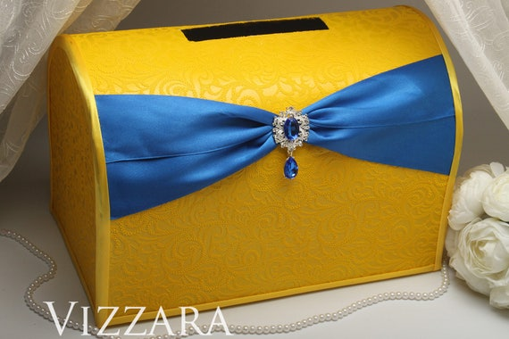 Wedding Card Holder Yellow Wedding Wedding Card Holder Ideas Blue And Yellow Wedding Card Holders For Wedding Blue And Yellow Wedding Ideas