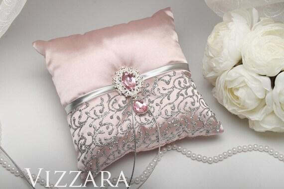 Ring bearers pillows Pink weddings Ring bearer pillow ideas   Etsy