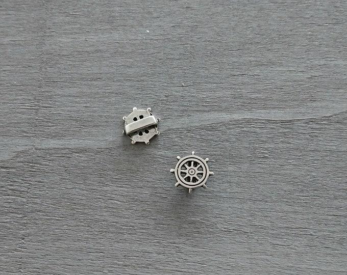 10mm slider. Rudder. DIY bracelet