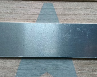 1 Bracelet for engraving. Aluminum. Suitable for metal engraving stamp. 38x152mm