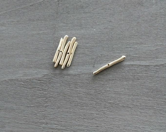 long adornment pass 0.8mm. 36mm long 3mm wide. DIY