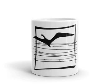 Free bird - Mug