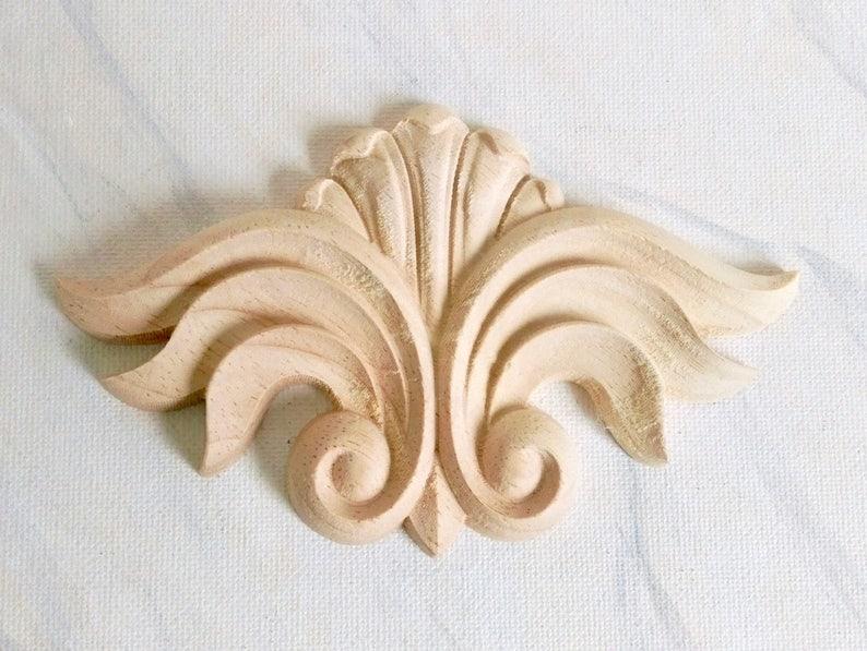 Decorazioni in legno per mobili