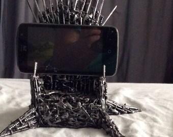 Iron Throne Phone Stand