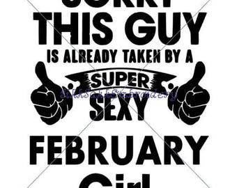 this  guy is already taken by a super sexy february girl cut file