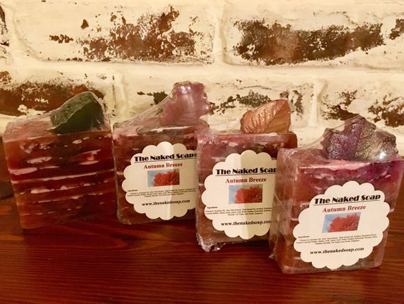 Autumn Breeze Soap