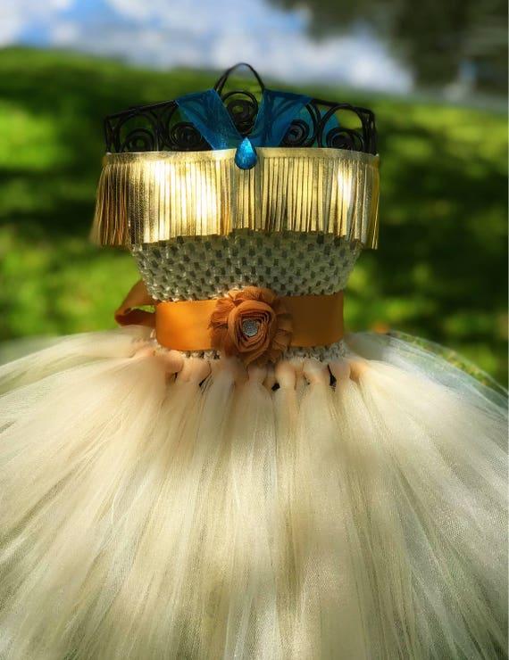 Indian Princess Tutu Dress Etsy