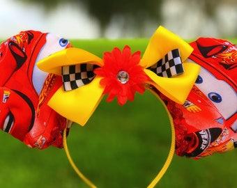 Cars Minnie Ears