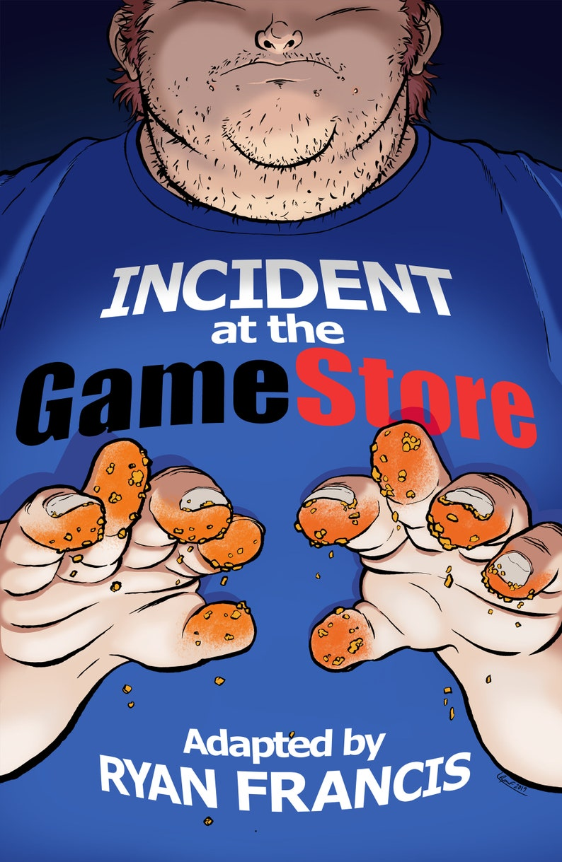 An Incident at the Game Store image 0