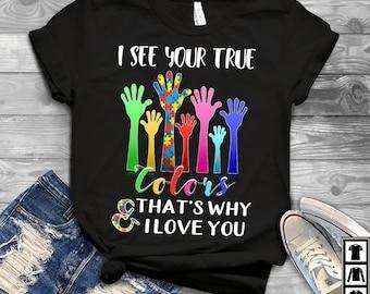 daa272f860d Your true colors | Etsy