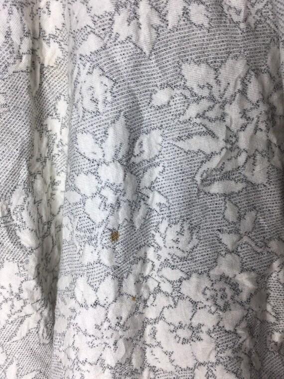Rare!!! Vintage Mini Skirts Norma Kamali Flowers … - image 8