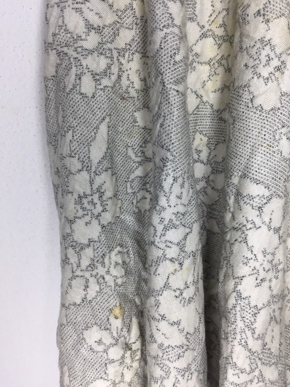 Rare!!! Vintage Mini Skirts Norma Kamali Flowers … - image 9