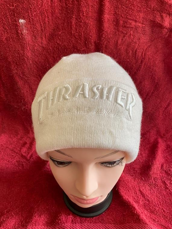 Vintage Snowcap Thrasher Magazine
