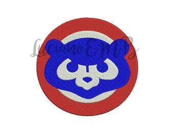 Emblem Chicago Cubs Etsy