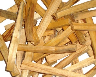 Palo Santo sticks wholesale - hand logged Holy Wood sticks - natural incense ideal for smudging, cleansing, fragrance - Free Shipping!!