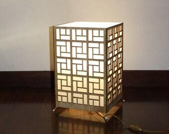 SHOJI lamp- Grid