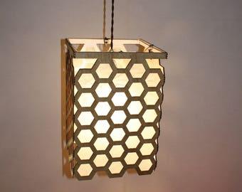SHOJI lamp- Beehive