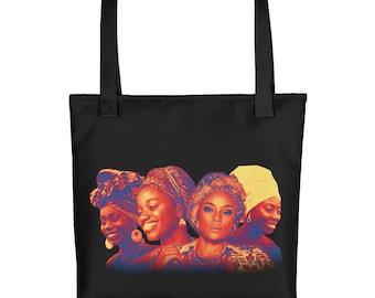 Israelite Women, Hebrew Women, Hebrew Israelite, Hebrew Israelite Bag, Israelite Tote, Red Blue, Beach Bag, Israelite, Hebrew, Tote Bags