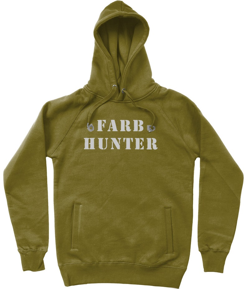 Adult WW2 Farb Hunter Hoodie for those who just love a farb  Reenactor   Reenacting  History Buff