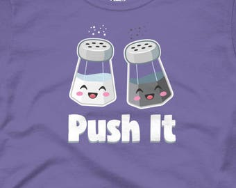 Push It Women's short sleeve t-shirt