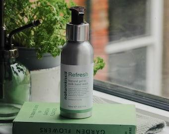 Natural Organic Detergent Free Soap Chemical Free Vegan Hand Wash