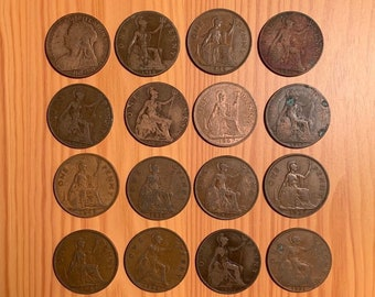 Nickel Quarter Dime 160 Coin Wrappers 40 Each Penny