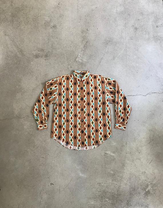 Vintage Native Long Sleeve