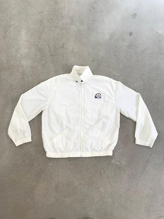 Vintage Polo Sport Court Jacket