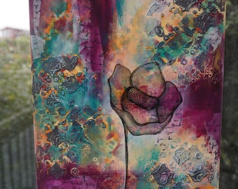 Studio Clearance - Textures and a flower