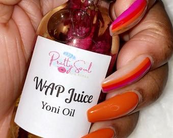 WAP Juice Yoni Oil