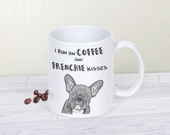 French bulldog mug   Etsy
