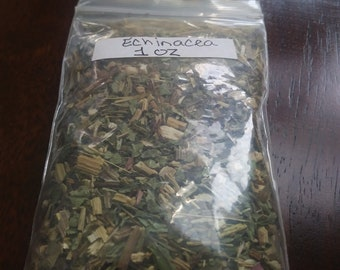 ECHINACEA 1oz.-DRied Herb-Wiccan/Pagan