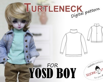 Canvas shoes/_WHITE for YOSD//BJD6-1//LittleFee
