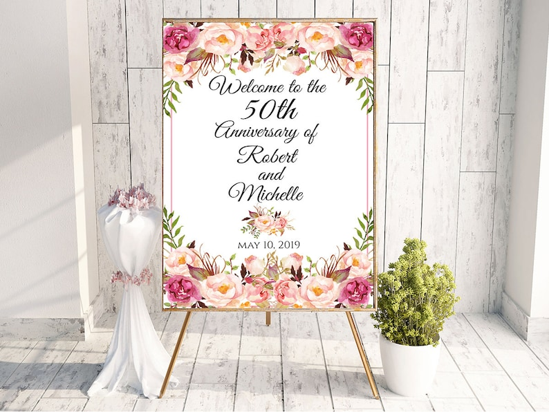70th anniversary 5th anniversary sign 40th anniversary print 75th anniversary we still do sign special date sign 40th anniversary