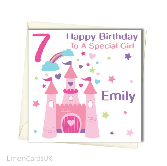 Fantastic Personalised Birthday Card Daughter Birthday Card Etsy Funny Birthday Cards Online Inifodamsfinfo