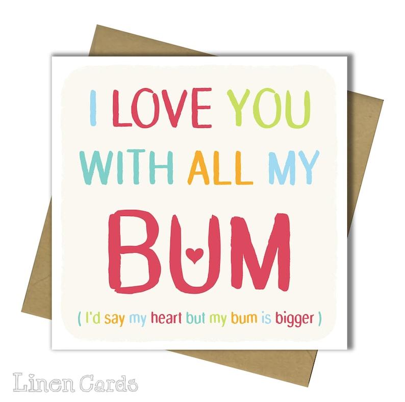Husband Wife Partner Boyfriend Girlfriend Card Valentines Card Anniversary  Card Birthday Card For Husband Wife Partner Boyfriend Girlfriend